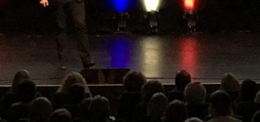 Rufus på scenen