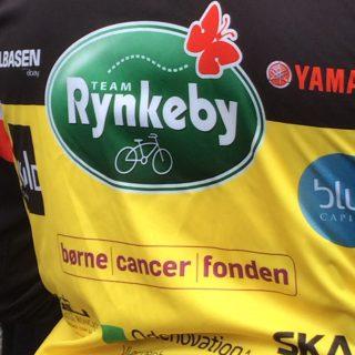 Team Rynkeby trøje