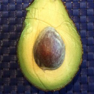 avocado med sten