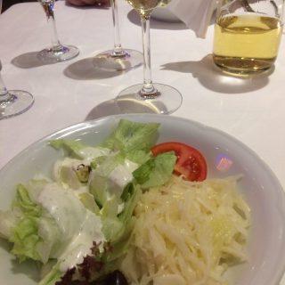 græsk salat og retina