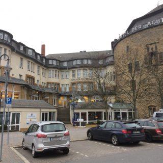 hotel der Achtermann indgang