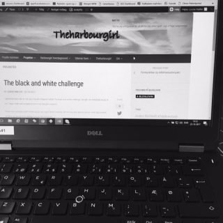 The black and white challenge