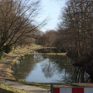 reflection langs åen