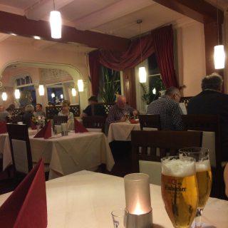 den græske restaurant Platon