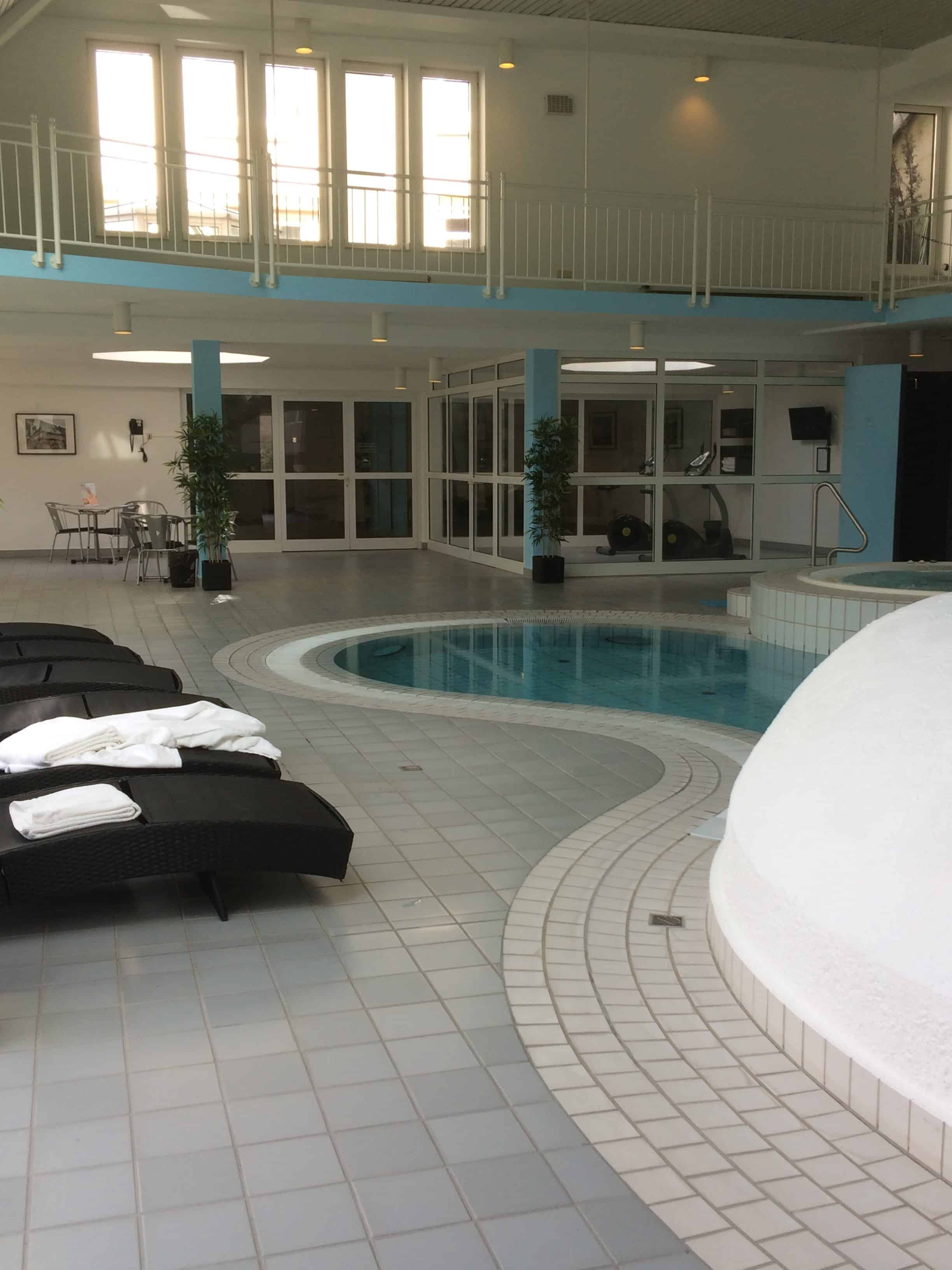 wellness område